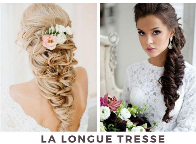 Coiffure Mariage Tresse Tadaaz Blog