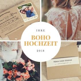 Hochzeitseinladungen & Brautkleid – Es wird Zeit!