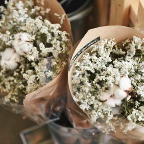 3 wesentliche Elemente für eine Botanische Hochzeit