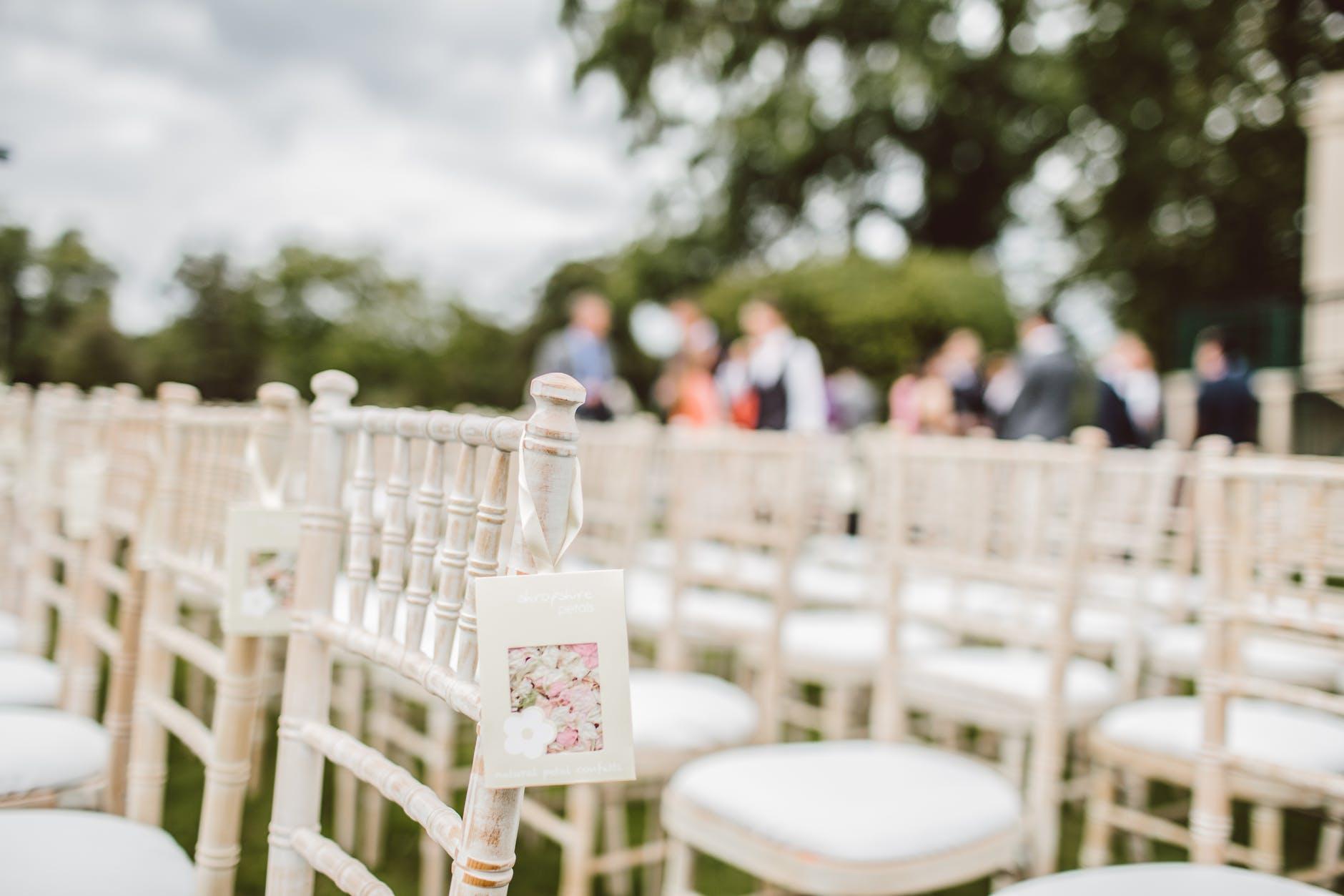Hochzeitsetikette