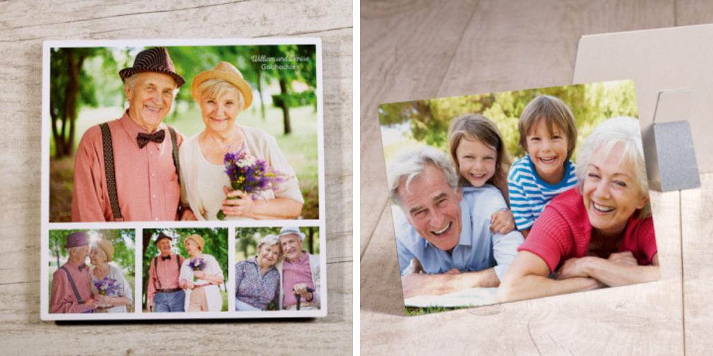 Personalisierte Geschenke für die Eltern