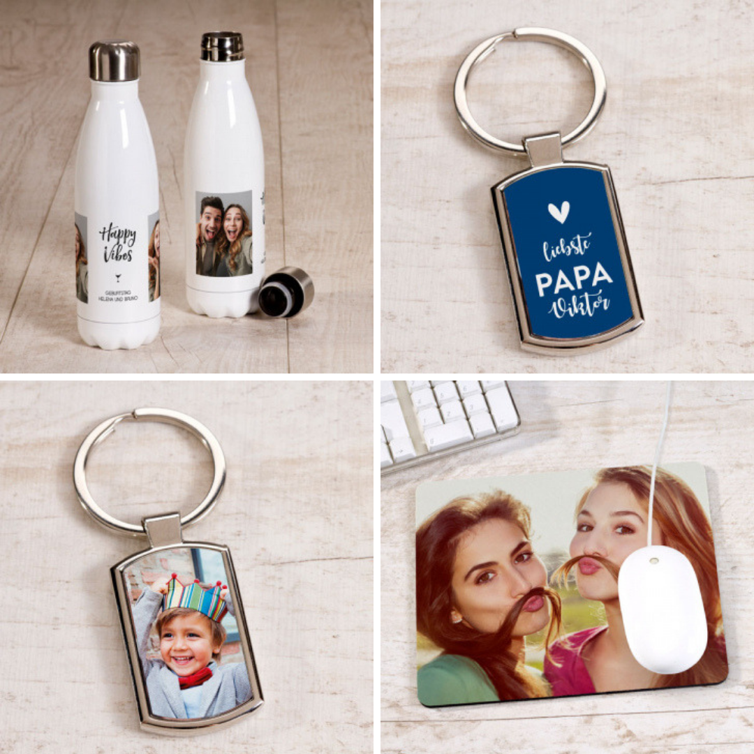 Persönliche Geschenke für Papa