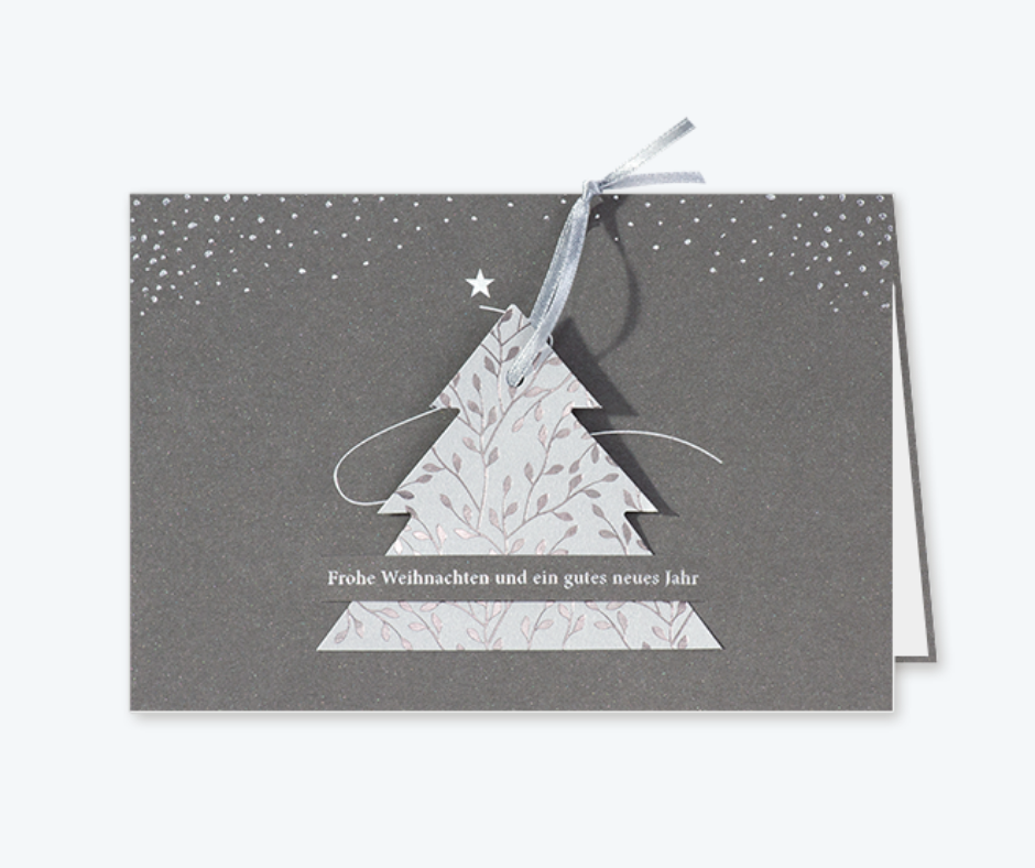 Firmen Weihnachtskarte