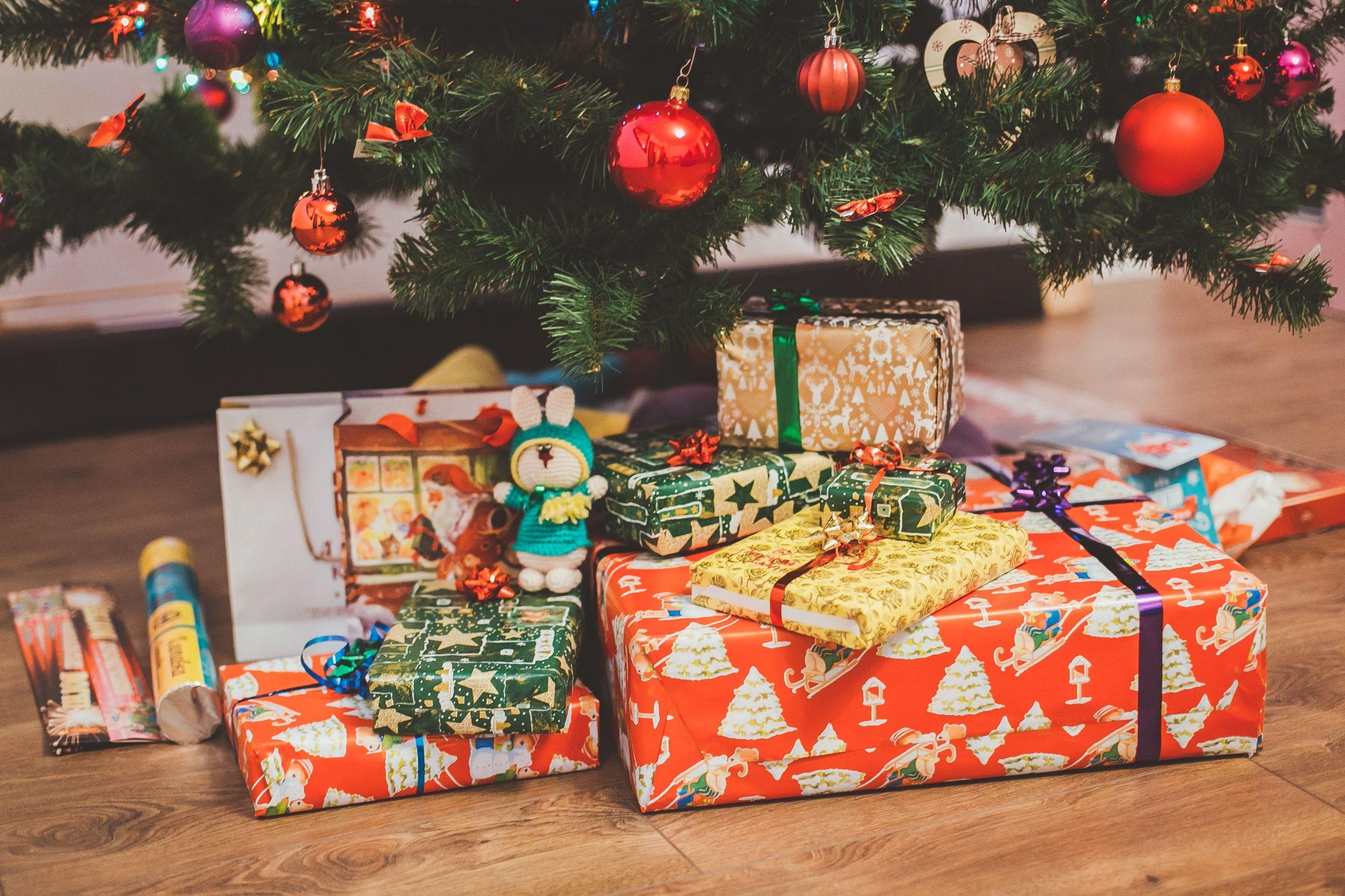 Individuelle Weihnachtsgeschenke gestalten