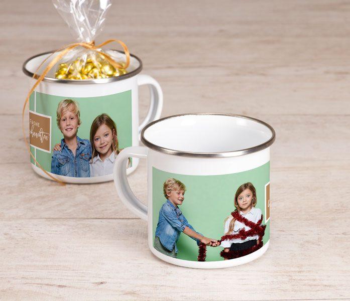 Fototasse Weihnachtsgeschenk