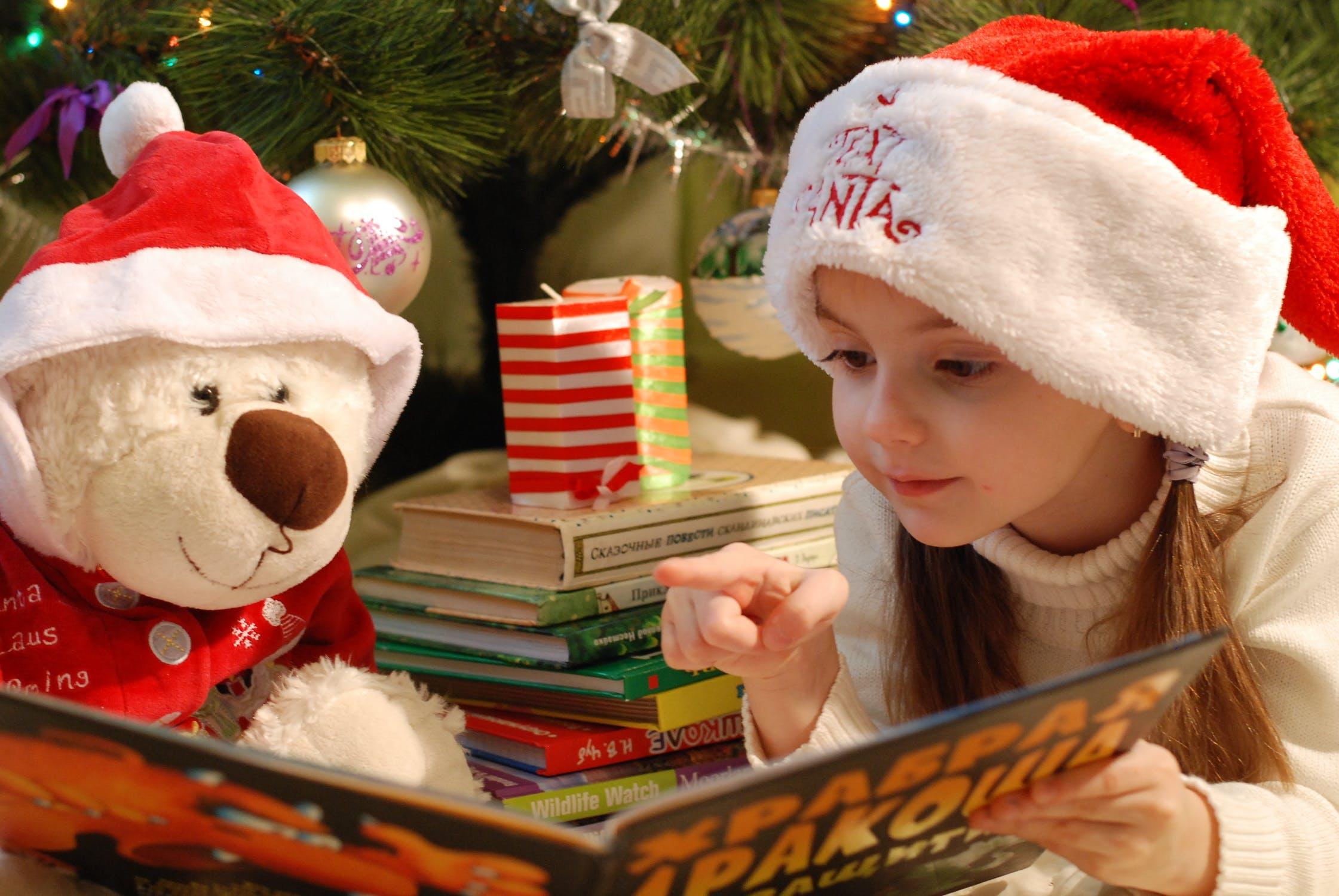 Kindergeburtstag an Weihnachten