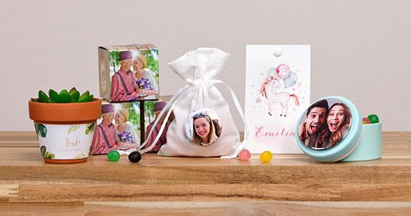 Geschenke für alle mit Foto